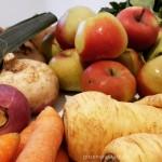 Hundert Prozent Lokale Lebensmittel zur Fastenzeit