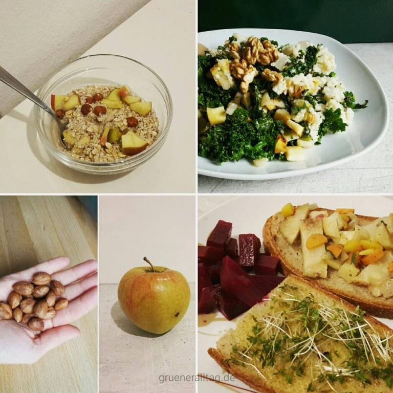 vegan, bio und regional essen im Februar