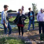 Besuch beim Gemueseanbaubetrieb Meier