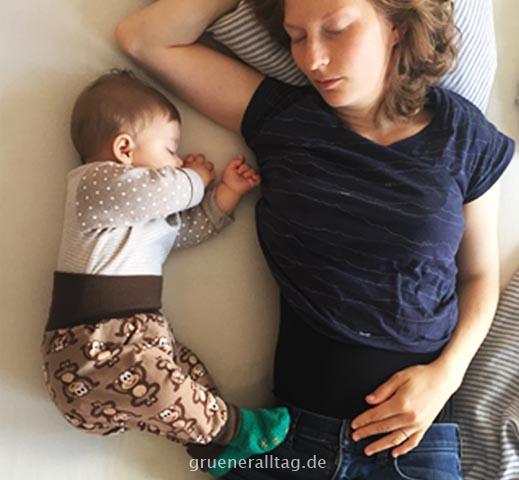 veganes Baby Mutter-Kind-Bindung durchs Stillen
